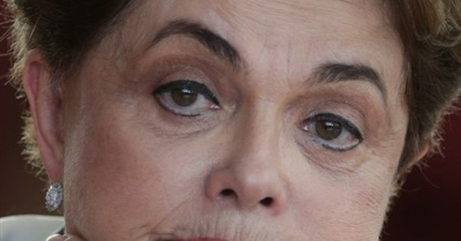 Brazil's ousted president blasts process, talks about future