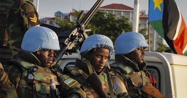 UN diplomats arrive in South Sudan, threaten arms embargo