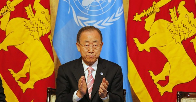 UN chief says Sri Lanka killings prompted self-scrutiny