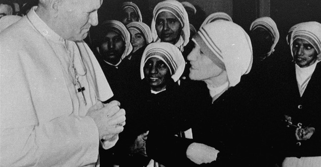 AP EXPLAINS: Saints, miracles and Mother Teresa