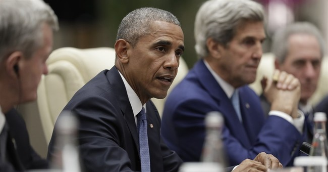 Hailing cooperation, US and China join global climate deal