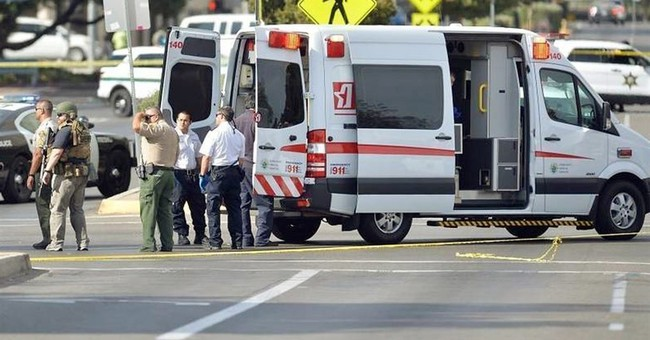 The Latest: Fresno jail lobby reopens a day after shooting
