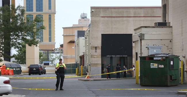 Cop shot, critical after gunfire exchange; 1 suspect dead