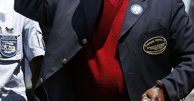 Tuskegee Airman, who marched with MLK from Selma, dies at 93