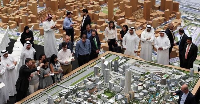 Dubai ruler's firm plans major new property development