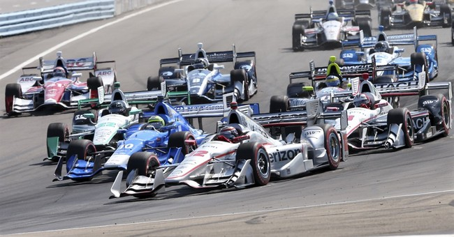 Will Power cleared to race for IndyCar championship