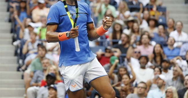 Nadal falters late, falls to Pouille in US Open fourth round