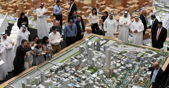 Dubai ruler's firm plans major new property development