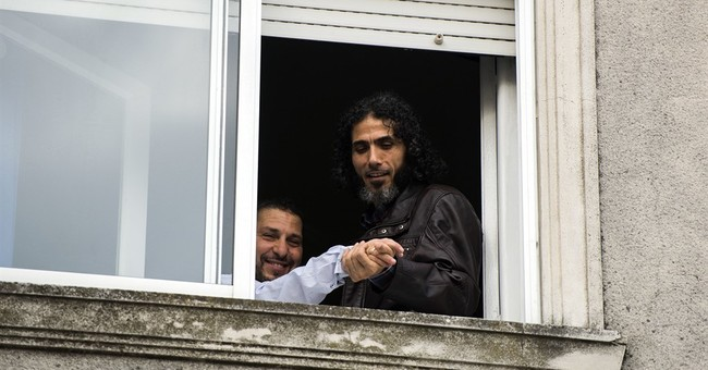Friend says ex-Guantanamo detainee weak from hunger strike