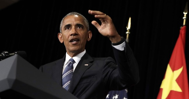 Obama makes trade deal top priority in remaining months