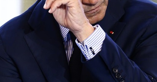 French prosecutor requests criminal trial for Sarkozy