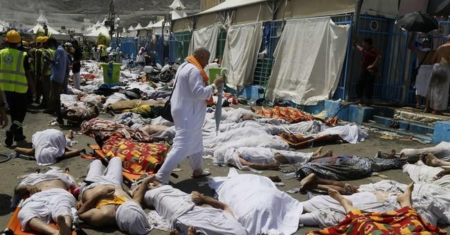 Iran's top leader says Saudis 'murdered' hajj pilgrims