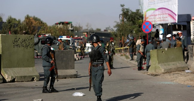Gunfire heard early Tuesday in Kabul after midnight attack