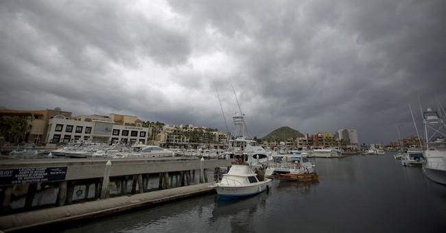 Mexico's Baja battens down as Hurricane Newton approaches