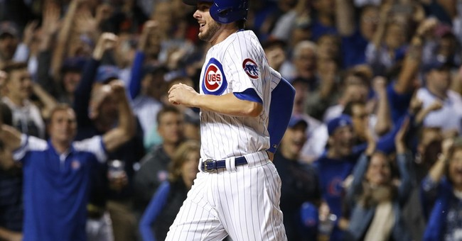 Flattered by MVP talk, Cubs' Bryant focused on his game