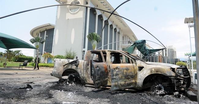 France expresses concerns for citizens in Gabon