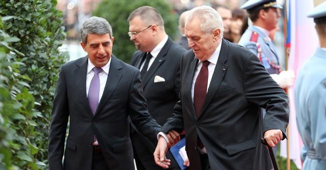 Czech president: Czechs to guard Bulgarian-Turkish border