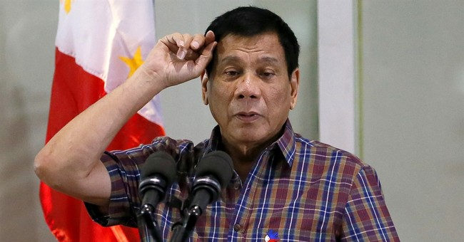 Duterte tells Obama not to question him about killings