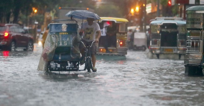 Study: Typhoons that slam Asia getting much stronger