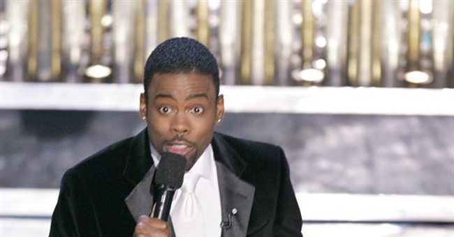 Rock has made no decisions on Oscar monologue, says his rep