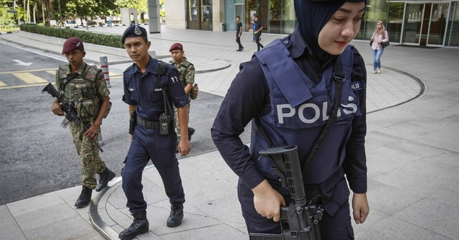 Malaysian PM defends strict security laws to fight terrorism