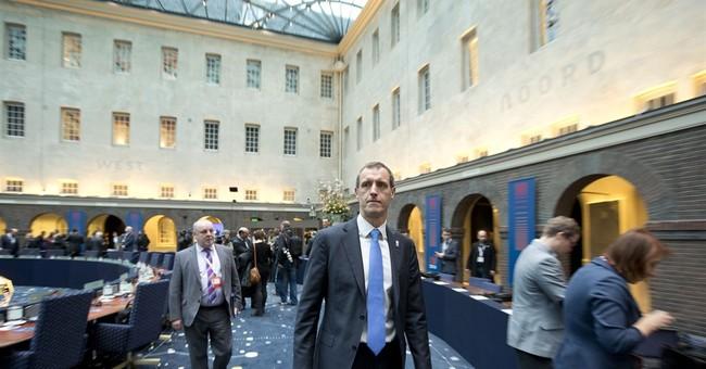 EU opens new counterterrorism center
