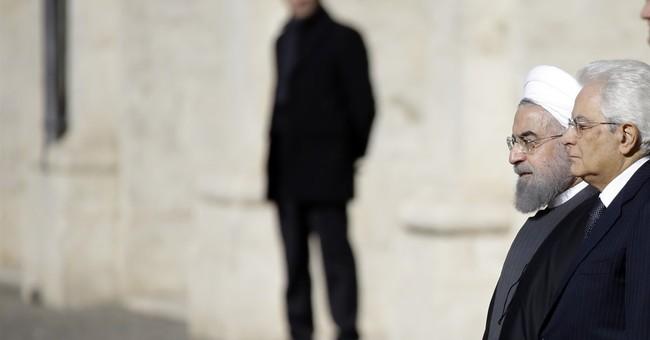 Iranian president Rouhani begins 4-day European visit