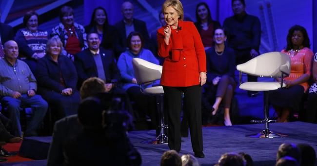 The Latest: Clinton calls endorsing paper's criticism 'fair'