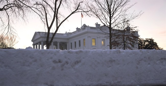 The Latest: Washington federal offices to be closed Tuesday