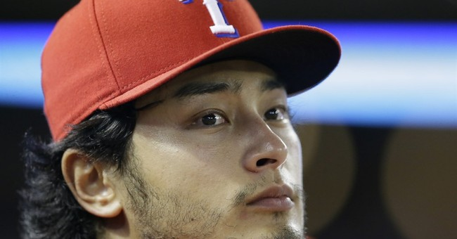 AP source: MLB clears Yu Darvish after brother's arrest