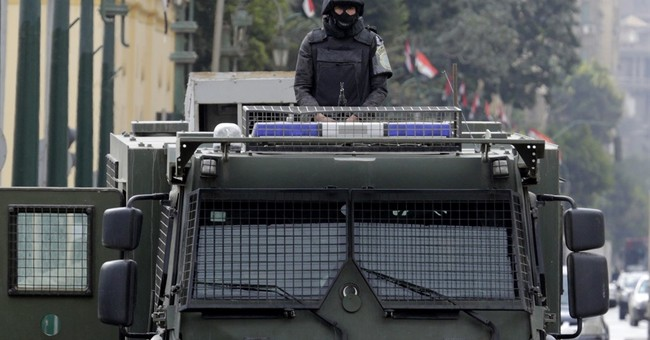 Amid heavy security, Egypt marks 5th anniversary of uprising