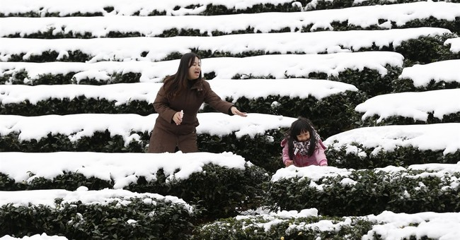 Dozens of deaths blamed on rare cold snap in Taiwan