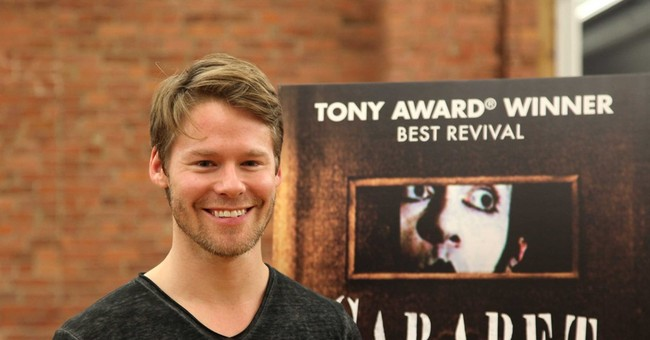 'Cabaret' US tour stars an actress who says 'it's a dream'