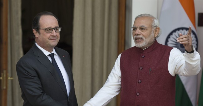 India nears deal to buy 36 Rafale fighter jets from France
