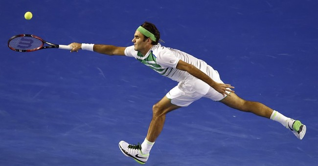 Roger Federer's wisdom on tennis and life for his kids