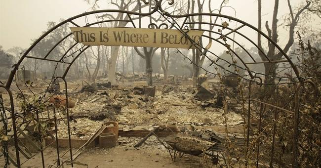 APNewsBreak: $1 billion insured losses in California fires