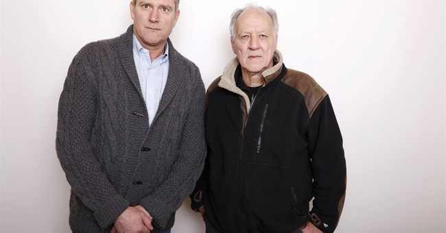 Werner Herzog on ski jumping and filming in North Korea