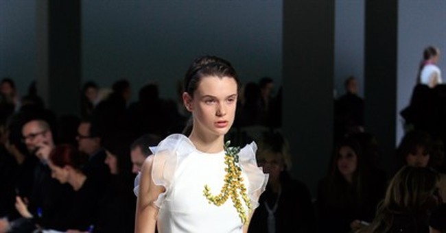 Thurman, Ora at Paris couture as Dior shows without designer