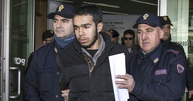Italian authorities arrest suspected foreign fighter