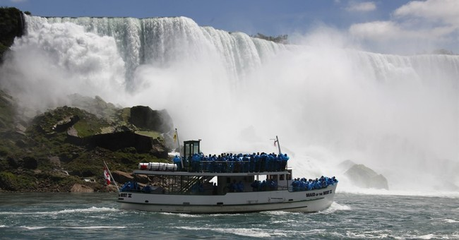 Officials may temporarily turn Niagara Falls into trickle
