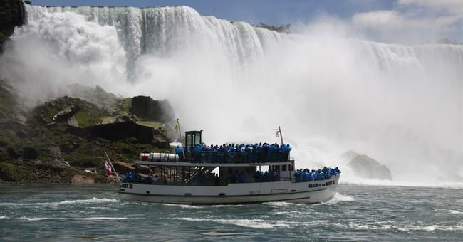 Officials may temporarily turn Niagara Falls into trickle