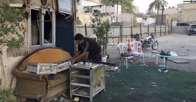 IS car bombing kills at least 12 civilians in Iraqi capital