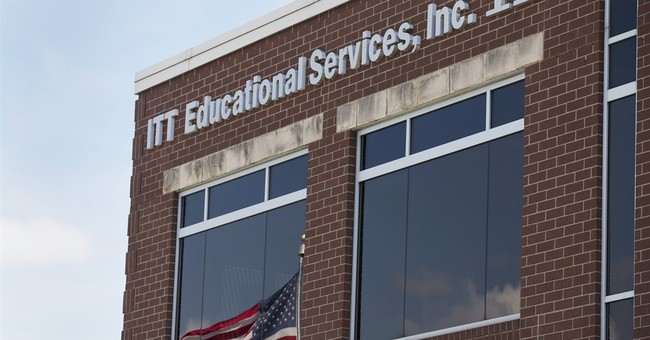 2 laid-off ITT Educational employees file federal lawsuit