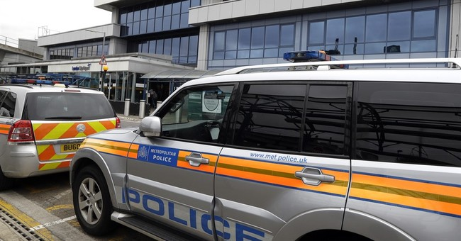 Police arrest 9 as London City Airport protest ends