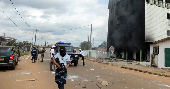 EU observers note anomaly in Gabon voter turnout results