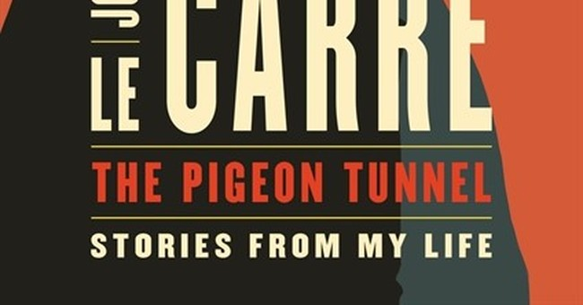 Review: Spy novelist le Carre relates stories from his life