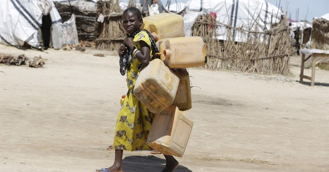 Refugees from Boko Haram return home, excited but fearful