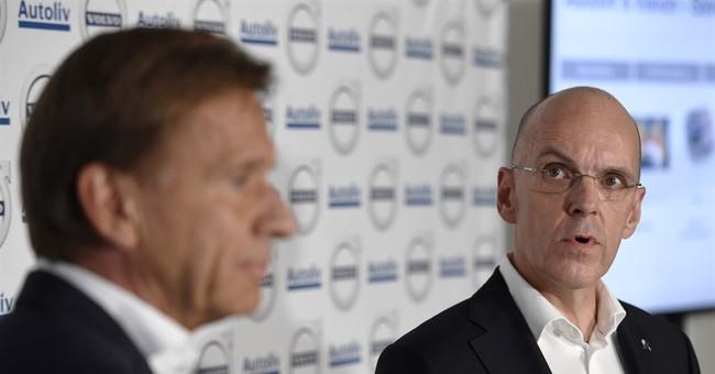 Volvo Cars, Autoliv team up to develop autonomous driving