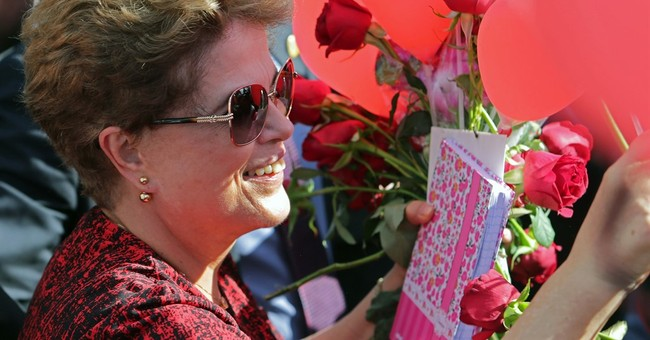 Brazil's Rousseff vacates presidential palace after ouster