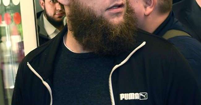 Prominent Islamic extremist goes on trial in Germany